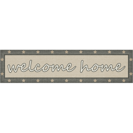 Welcome Home Tag (Army)