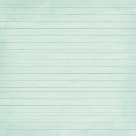 Stripes 22 Paper - Mint