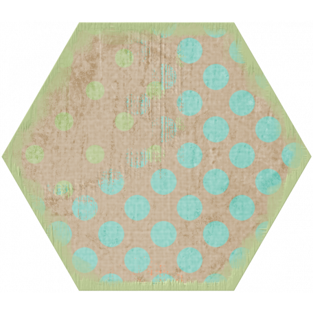 Bee Hexagon 01