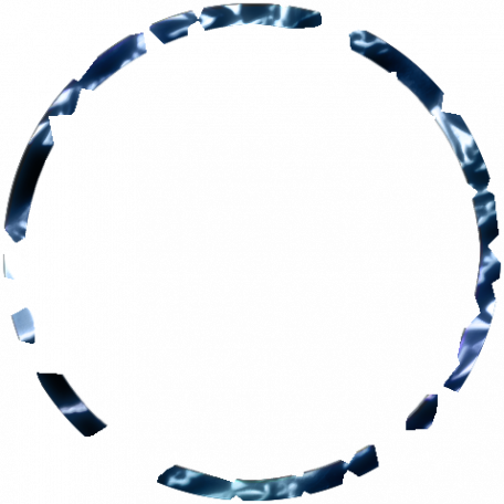 Tunisia Foil Circle 02