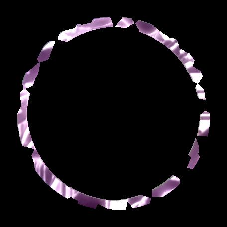 Tunisia Foil Circle 09