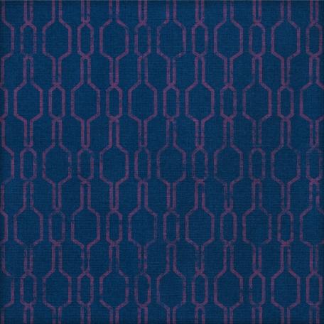 Paper 026 - Modern - Navy & Purple