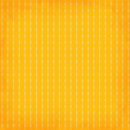 Stripes 108 Paper - Orange