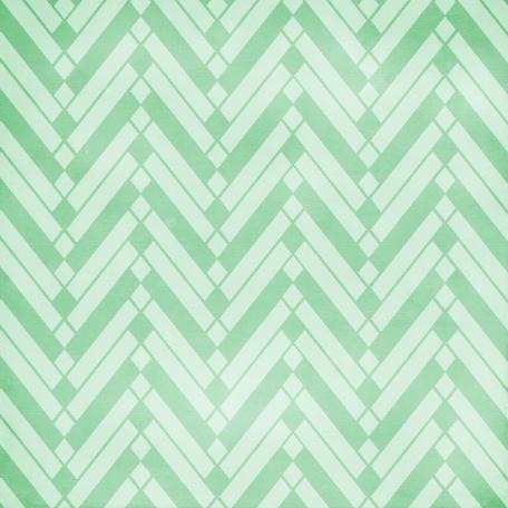 Argyle 23 Paper - Green