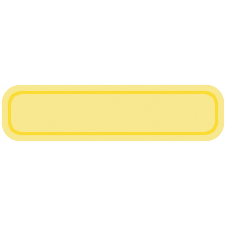 Belgium Tag - Yellow