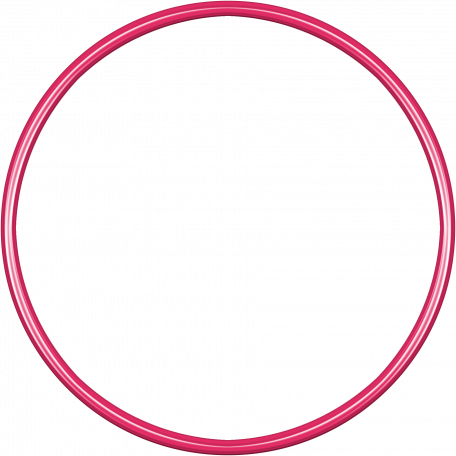 Birthday Frame - Pink