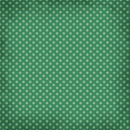 Taiwan Paper - Polka Dots 12 - Green