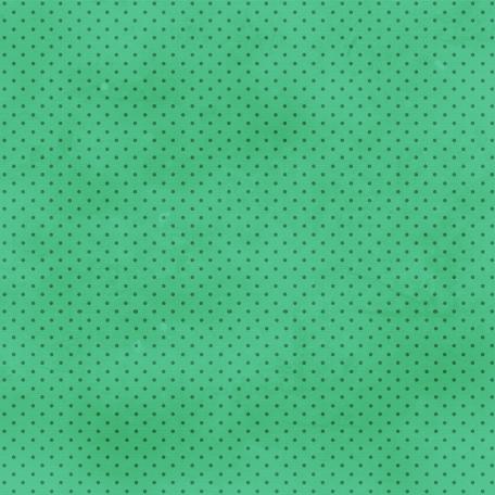 Taiwan Paper - Polka Dots 13 - Teal