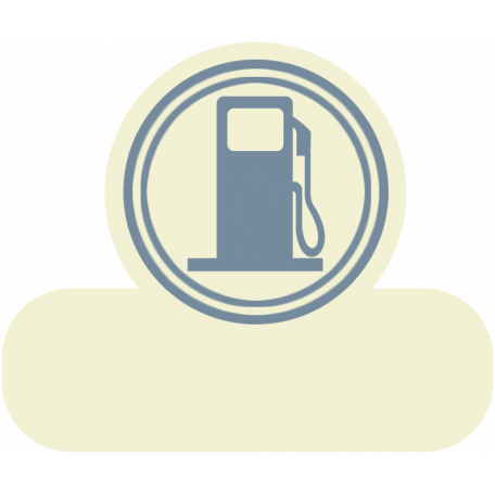 Taiwan Recreation Tab - Gas Pump