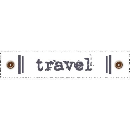 Travel Label - Travel