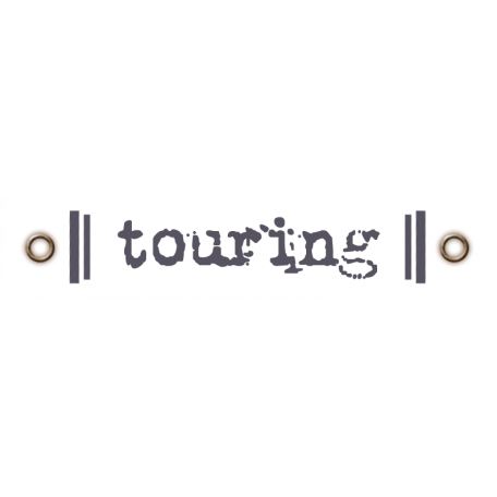 Travel Label - Touring