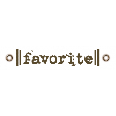 Taiwan Love Label - Favorite