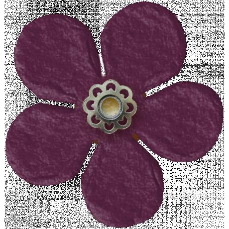Taiwan Paper Flower - Purple