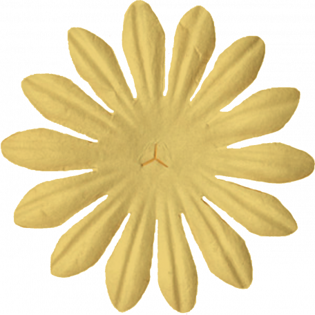 Change Flower - Yellow