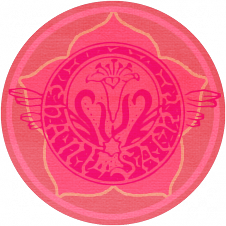 Vietnam Paper Coin - Pink & Floral