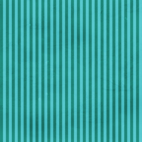 Dino Paper - Teal Stripes