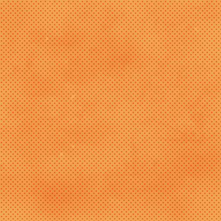 Dino Polka Dot Paper - Orange
