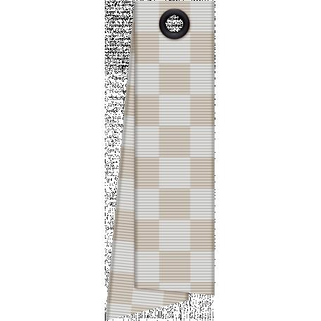 Berlin Gingham Folded Ribbon