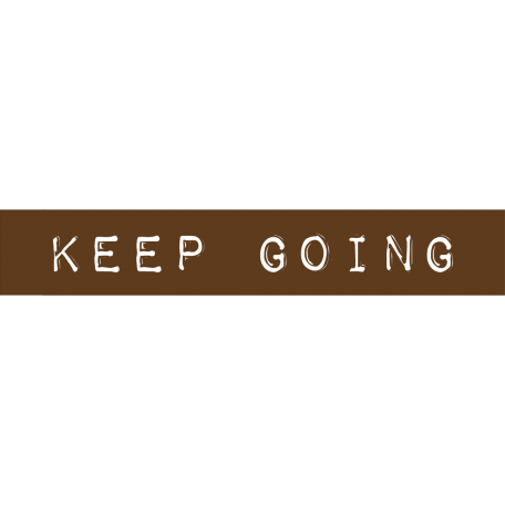 Cambodia Keep Going Label
