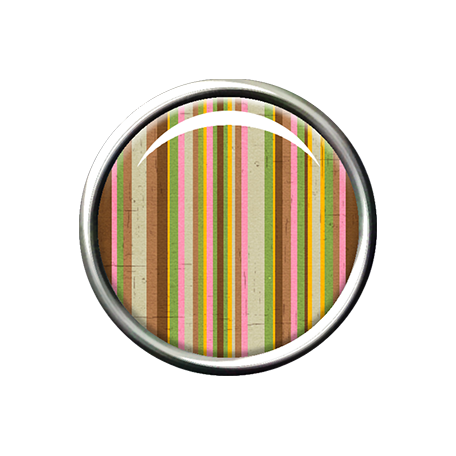 Cambodia Brad Chrome - Multi Stripes