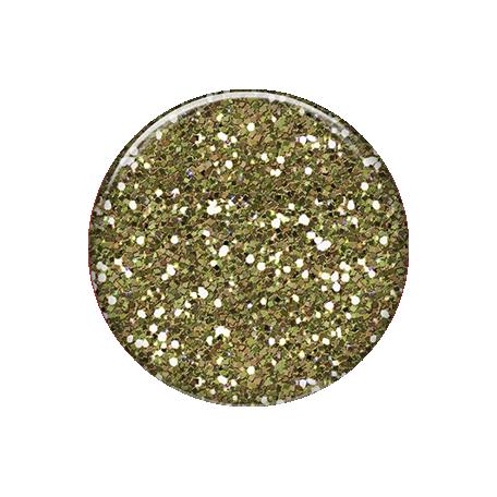 Cambodia Glitter Brad - Champagne