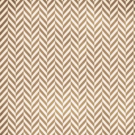 Chevron 17 Paper - Tan