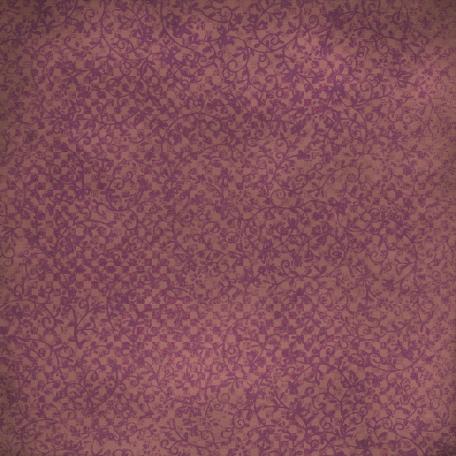 Floral 26 - Purple