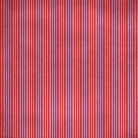 Malaysia Striped Paper - Red & Purple