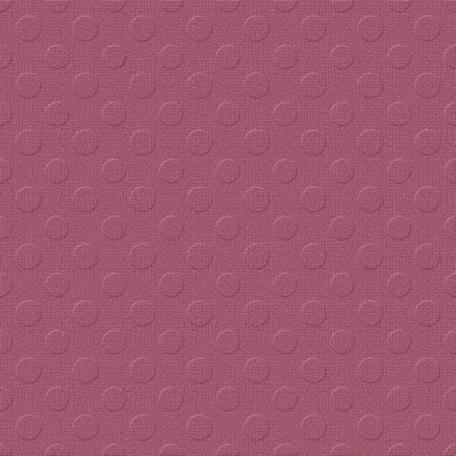 Polka Dots 35 - Embossed Purple Paper