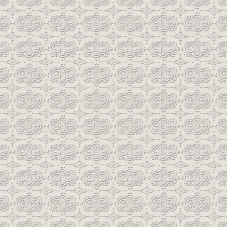 Damask 17 - Embossed Gray Paper