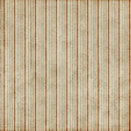Stripes 50 Paper - Brown
