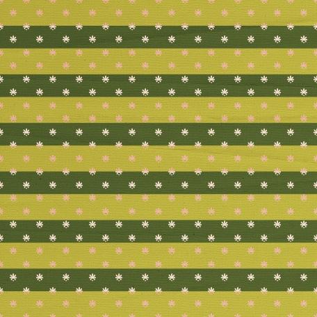 Pretty Things Green Ornamental Paper