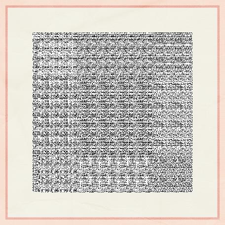 Pretty Things Frame - Square