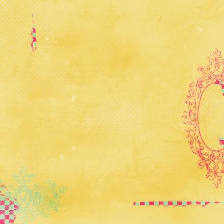 Distressed 31 -Yellow
