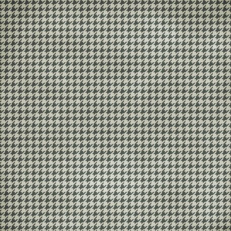 Houndstooth - gray