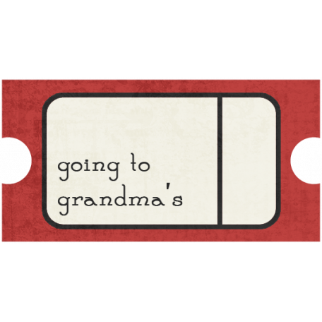 Family Tag - Going To Grandma's