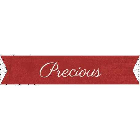 Family Tag - Precious