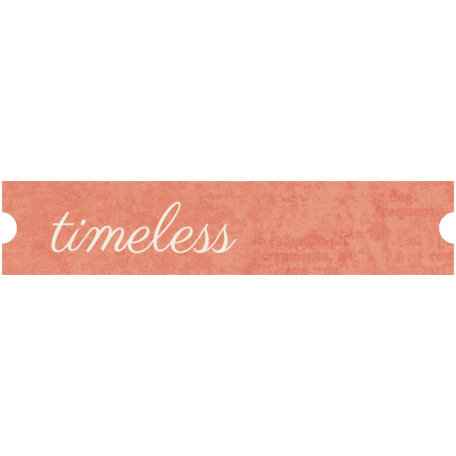 Family Tag - Timeless