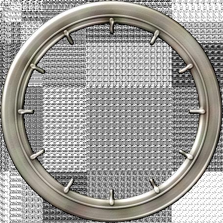 Clock - Frame With Ticks