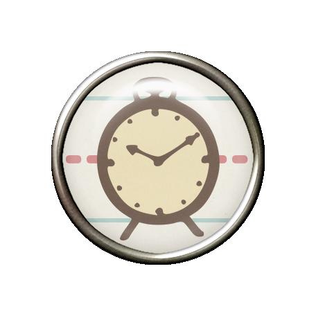 Family Game Night Brad - Clock