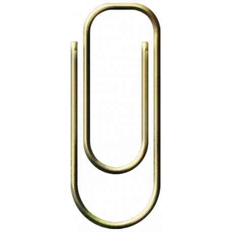 Family Game Night Paper Clip - Tan