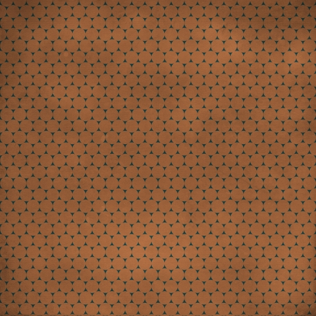 Polka Dots 30 - Brown & Navy