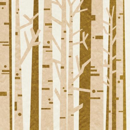 Khaki Scouts - Tree Paper