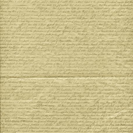 Khaki Scouts - Text Paper
