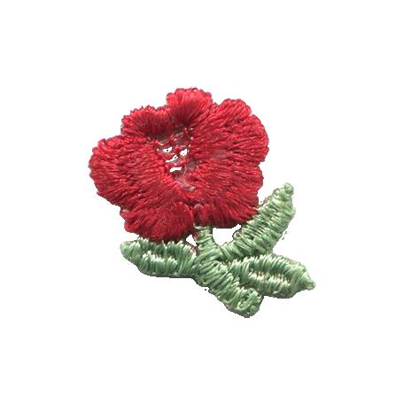 Khaki Scouts Patch - Rose