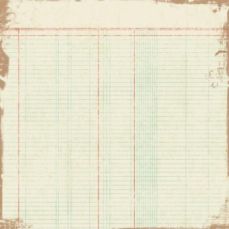 Notebook 3 - grunge