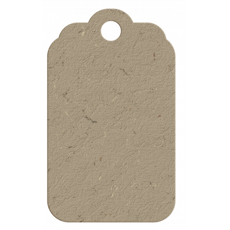 Chipboard Tag 49