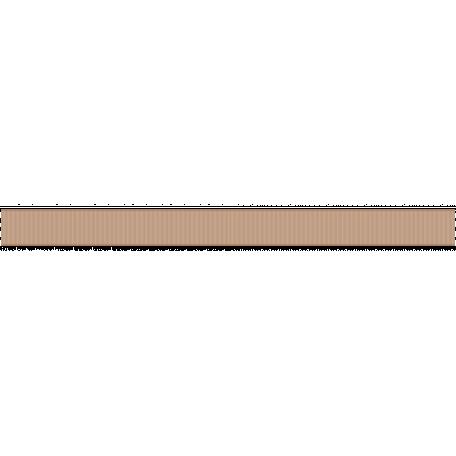 Fat Ribbon - Tan 02