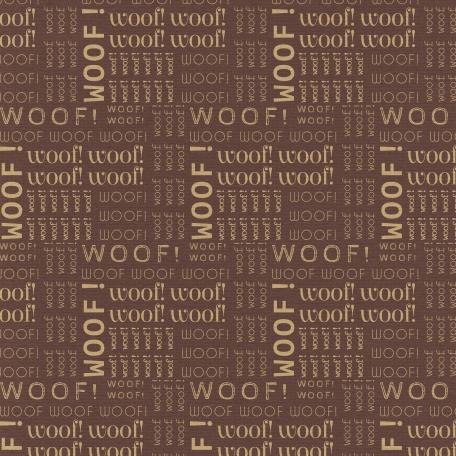 Puppy Dog Paper - Woof