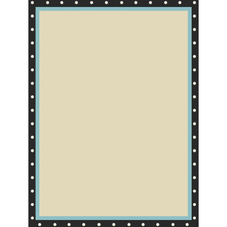 Move Journal Cards - Polka Dot Edge